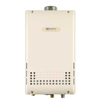 Noritz NR981-SV-NG Indoor/Outdoor Natural Gas Residential Tankless Water Heater (N-981)