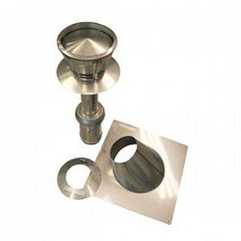 Noritz Cvk V 1 Concentric Vertical Vent Kit Faucetdepot Com