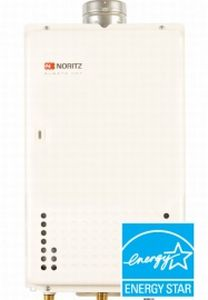 Noritz NR71-OD-LP Outdoor Liquid Propane Residential Tankless Water Heater (N-0631S)