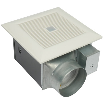 Panasonic FV-05-11VK1 Whisper Green Select 150 CFM Ventilation Fan - White