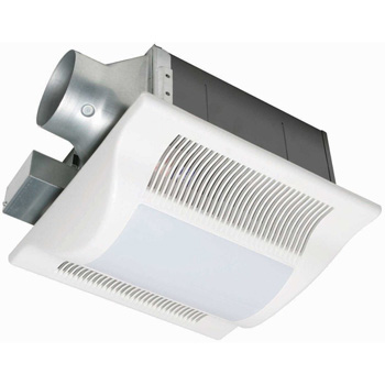 Panasonic FV-08VFL4 WhisperFit-Lite 80 CFM Low Profile Ventilation Fan with Light