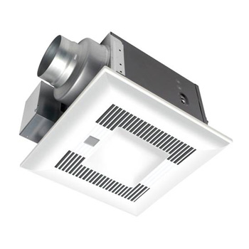 Panasonic FV-08VKML4 WhisperGreen Bathroom Fan with Motion Sensor and Lights