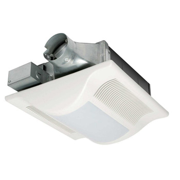 Panasonic FV-10VSL3 WhisperValue-Lite 100 CFM Super Low Profile Ventilation Fan with Light