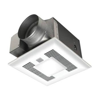 Panasonic FV-13VKML4 WhisperGreen-Lite 130 CFM Ventilation Fan with Motion Sensor and Light