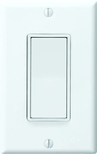 Panasonic FV-WCSW11-W WhisperControl Switch - 1 Function Control On/Off Switch - White