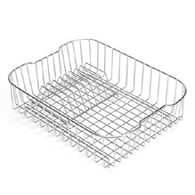 PR-50C Franke Double and Triple Undermounts Large Drain Basket - Stainless Steel