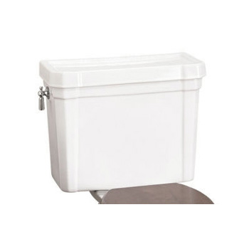 Porcher 41160.00.001 Lutezia Toilet Tank Only - White