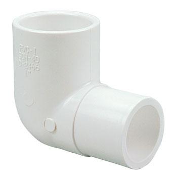 90 176 street elbow pvc schedule 40 pressure fittings