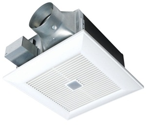 Panasonic FV-05VFM2 WhisperCeiling Low Profile 50 CFM Exhaust Fan with Motion Sensor