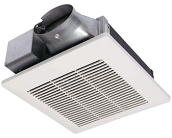 Panasonic FV-05VQ5 WhisperCeiling 50 CFM Ceiling Mounted Fan