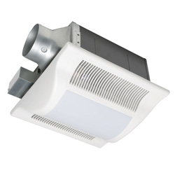 Panasonic FV-11VFL2 WhisperFit-Lite 110 CFM Ventilation Fan (2 Lamps included)