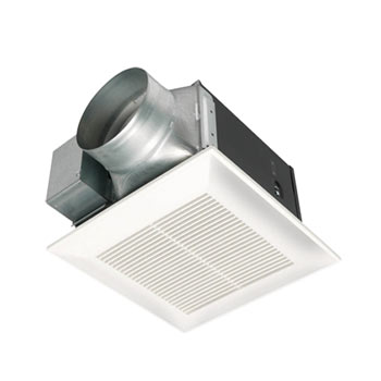 Panasonic FV-15VQ5 WhisperCeiling 150 CFM Ceiling Mounted Bathroom Exhaust Fan