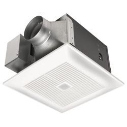 Panasonic FV-08VKM3 WhisperGreen 80 CFM Ventilation Fan with DC Motor Speed Control and Motion Sensor