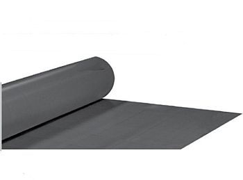 Pasco 3018 Black Shower Pan Liner - Sold by the Foot