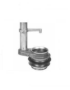 Pasco 1027 Douglas Flush Valve with Brass Locknut