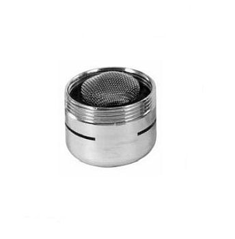 Pasco 2105 Dual Thread Aerator - Chrome