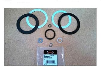 Pasco 33150 Lever Drain Washer Repair Kit