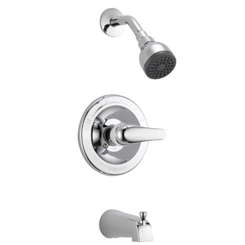 Peerless PTT188750 Tub & Shower Trim Kit - Chrome