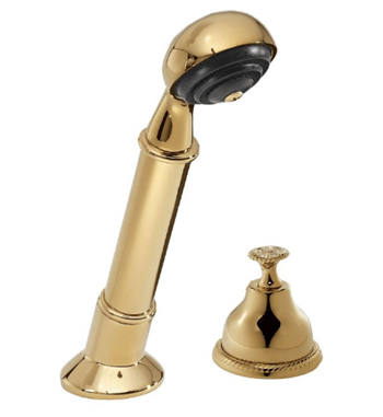 Pegasus A663450PBV 5000 Series Diverter Set for Roman Tub - Polished Brass