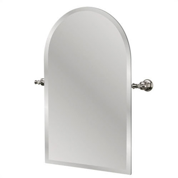 Pegasus 20735-4504 Verdanza Wall Mounted Mirror in Brushed Nickel