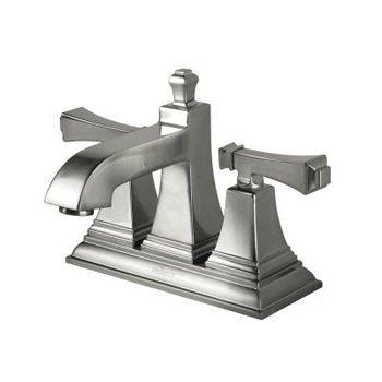 Pegasus 67106-8004 Exhibit 4 Inch Lavatory Faucet - Brushed Nickel