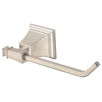 Pegasus 714A-2004 Exhibit Toilet Paper Holder in Brushed Nickel