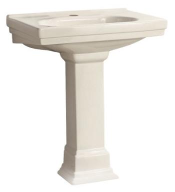 Pegasus Pedestal Sink : Pegasus FL-1950-S-BI Structure Pedestal Lavatory Combo Single Hole in ...