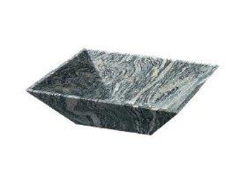 Pegasus 58015 Square Boat Vessel Granite Bowl