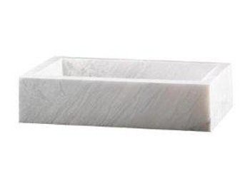 Pegasus 58033 Rectangle Block Vessel - Marble
