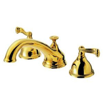 Pegasus FR2B8001PBV Series 5000 Roman Tub Faucet - Polished Brass