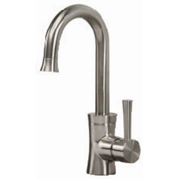 Pegasus FS1A5067BNV Luca Hot and Cold Water Bar Faucet - Brushed Nickel
