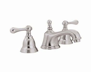 Pegasus FW0B5205NP Series 1000 Widespread Lavatory Faucet in Brushed Nickel