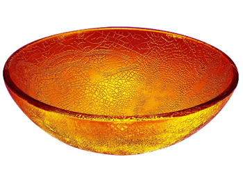 Pegasus SE-06 Engraved Designed Vessel in Amber