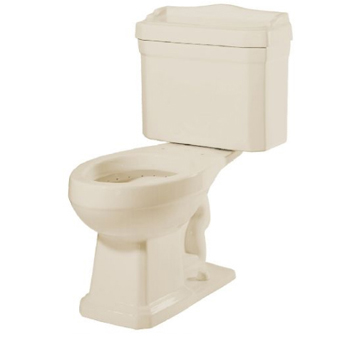 Pegasus TL-1930-EBI Series 1930 Two Piece Elongated Toilet Combo in Biscuit