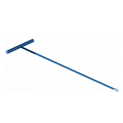 Perfecto 1800-4T Tile Probe with Stainless Steel Tip 4 Ft.