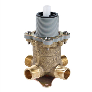 Pfister 0X8-310A Single Control Pressure Balancing Valve - Less Stops