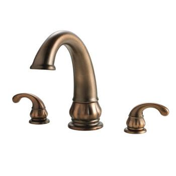 3 Hole Tub Faucet : HANDLE BATHTUB FAUCET 5 PIECE BATHTUB FAUCET ?