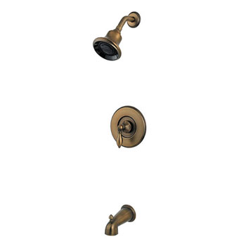 Pfister 8P8-E0BV Catalina Single Handle Tub & Shower Faucet - Velvet Aged Bronze