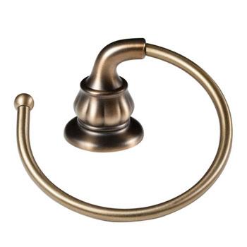 Pfister BRB-D0VV Treviso Towel Ring - Velvet Aged Bronze