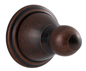 Price Pfister BRHC0YY Conical Single Hook Robe Hook - Tuscan Bronze