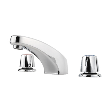 Pfister G149-6000 Double Knob Widespread Lavatory Faucet - Polished Chrome