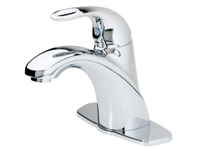 Price Pfister GT42-ANCC Parisa Lavatory Single Hole Faucet - Polished Chrome
