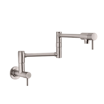 Pfister GT533-PFS Lita Wall Mount Pot Filler - Stainless Steel