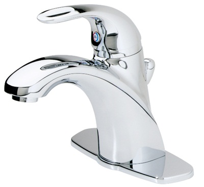 Price Pfister J42AMFC Parisa Lavatory Single Hole Faucet - Polished Chrome