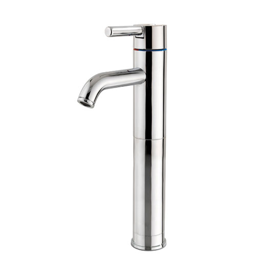 Pfister Lg40 Nc00 Contempra Single Handle Vessel Faucet Chrome