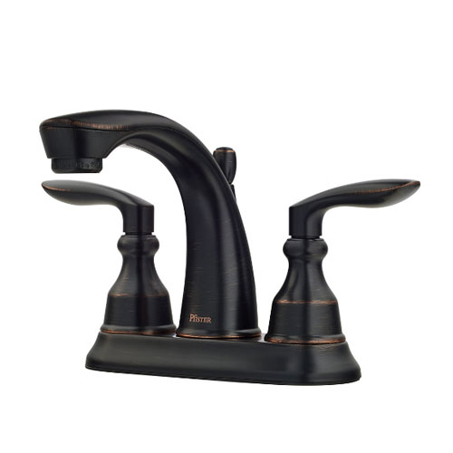 Pfister LG48-CB1Y Avalon Two Handle Centerset Bath Faucet - Tuscan Bronze