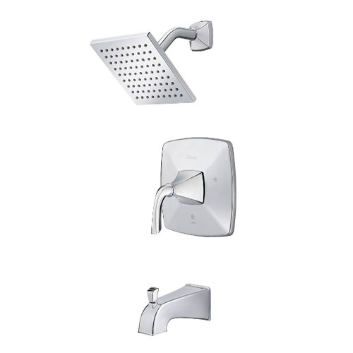 Pfister LG89-8BSC Bronson Single Handle Tub & Shower Trim Only - Chrome