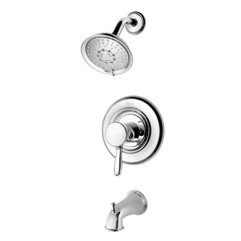 Pfister R90-TD2C Universal Tub and Shower Trim Only - Chrome