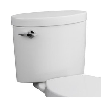 Porcher 40750-60 Ovale 1.6 GPF Toilet Tank Only - White