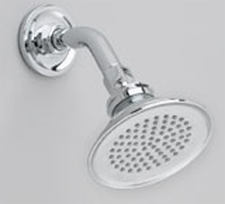 Porcher 5535110.002 Reprise Showerhead Polished Chrome